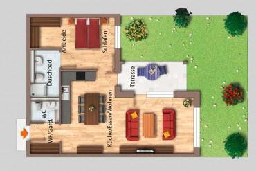 Die Wohnungen